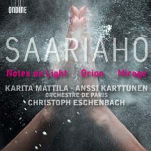 S4 6 Cover Anssi Karttunen CD Notes On Light