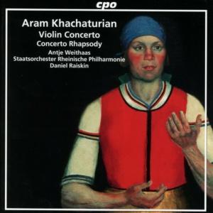 Khachaturian Violin Concerto Concerto Rhapsody