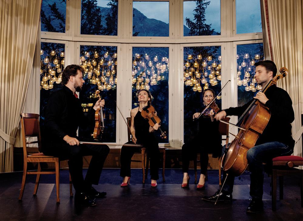 Armida Quartettc Felix Broede Hotel