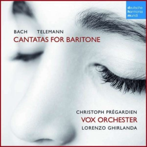 CP Cantatas baritone CD Cover