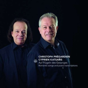 Pregardien Katsaris CD Cover