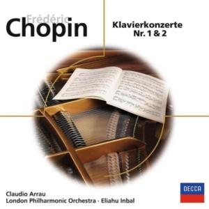 Chopin Klav 12 mit Arrau