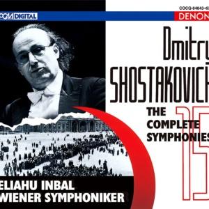 Shostakovich complete Symphonies Wiener S