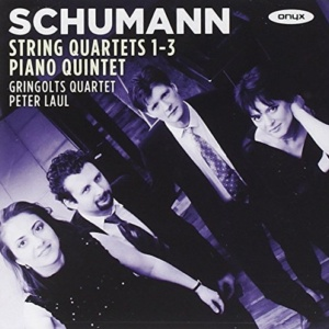 Schumann CD Cover