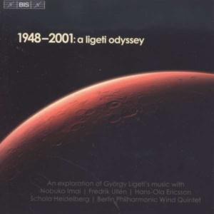 2012 Bisrecords Bis 1503 A ligeti Odyssey 1
