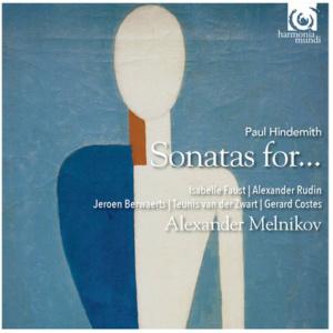 2015 Hindemith Sonatas for