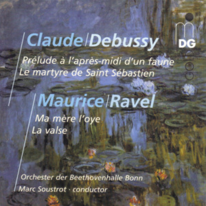 Debussy Ravel Beethovenhalle Bonn DG