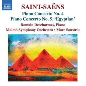 MS CD Saint Saens Piano Concertos 45 Naxos
