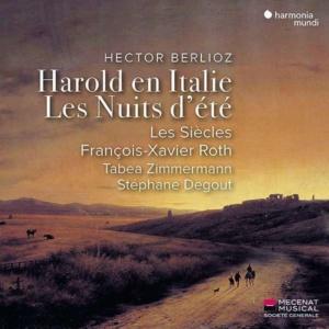 Cover Harold en Italie