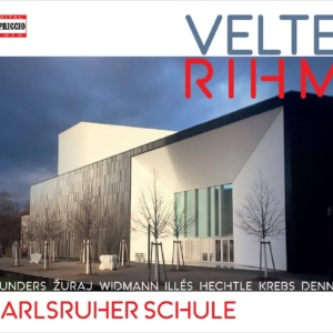 CD Capriccio Karlsruher Schule Cover