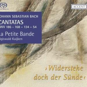 Bach Kantaten BWV 54 134 168 186 YS