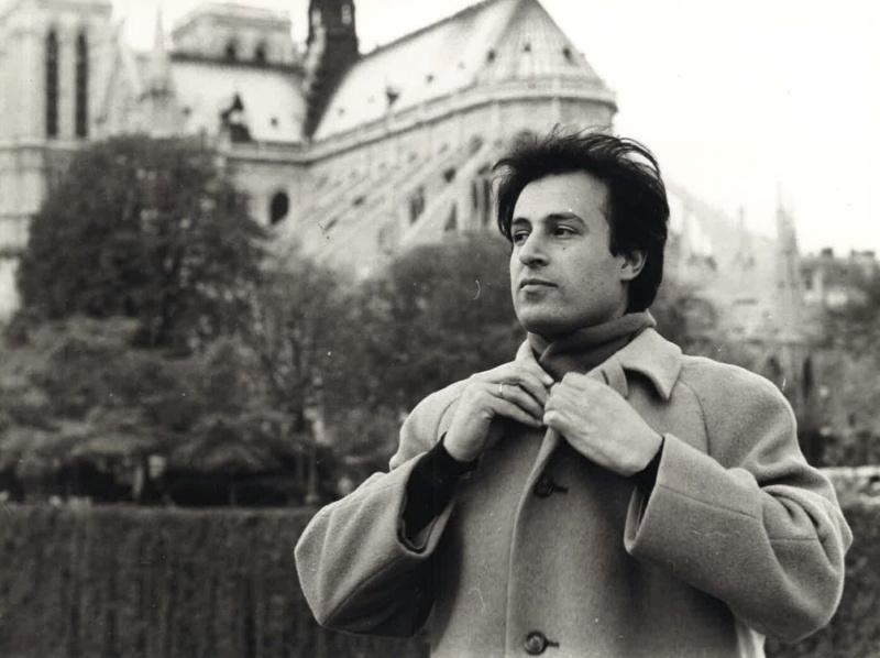 Paris Aufnahme Philips 1970