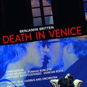 Cover Death in Venice