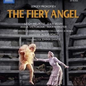 Cover Fiery Angel Naxos