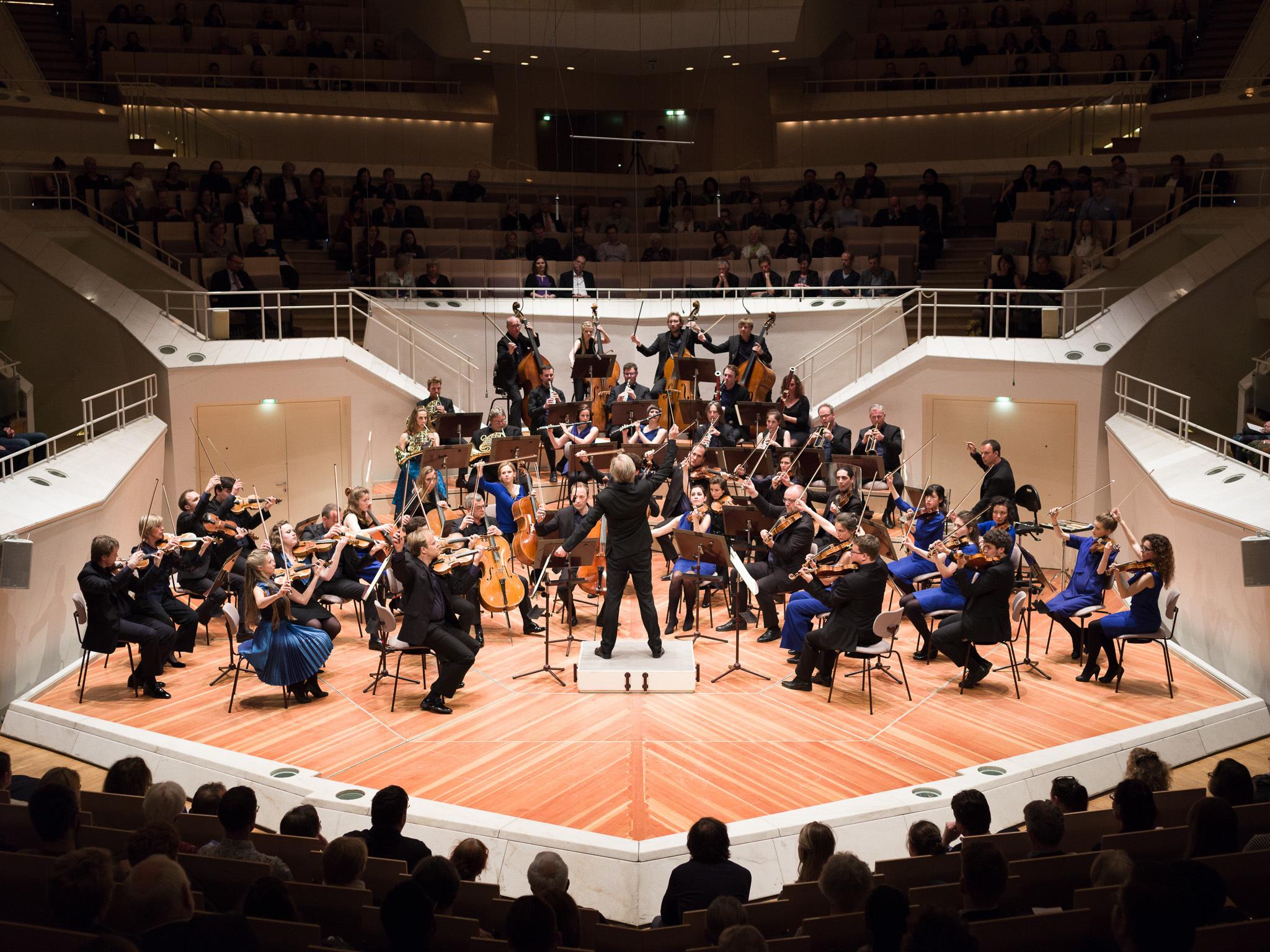 LCO Concert Berlin